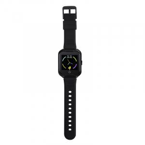 Ceas Inteligent cu GPS pentru copii WONLEX KT11 4G Negru, apelare video, rezistent la apa, localizare WiFI si monitorizare spion [3]