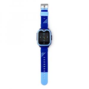 Ceas Inteligent pentru copii WONLEX KT13 4G Albastru,  cu GPS, apelare video, rezistent la apa, localizare WiFI si monitorizare spion4