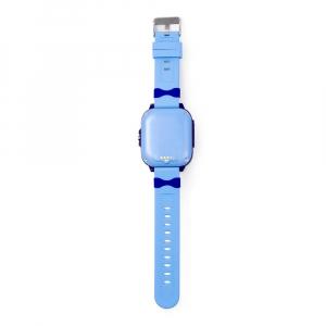 Ceas Inteligent pentru copii WONLEX KT13 4G Albastru,  cu GPS, apelare video, rezistent la apa, localizare WiFI si monitorizare spion5
