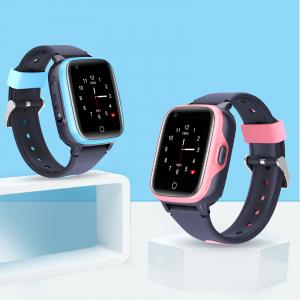 Ceas Inteligent pentru copii WONLEX KT15 4G Albastru,  cu GPS, apelare video, rezistent la apa, localizare WIFI si monitorizare spion9