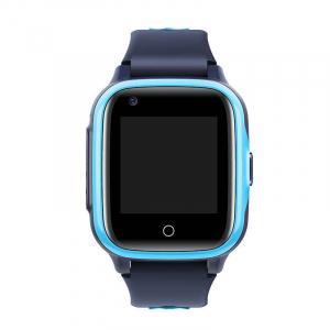 Ceas Inteligent pentru copii WONLEX KT15 4G Albastru,  cu GPS, apelare video, rezistent la apa, localizare WIFI si monitorizare spion1