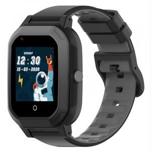 Ceas Inteligent pentru copii WONLEX KT20 4G Negru, cu GPS, apelare video, rezistent la apa, localizare WiFI si monitorizare spion10
