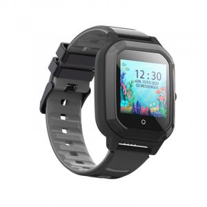 Ceas Inteligent pentru copii WONLEX KT20 4G Negru, cu GPS, apelare video, rezistent la apa, localizare WiFI si monitorizare spion2