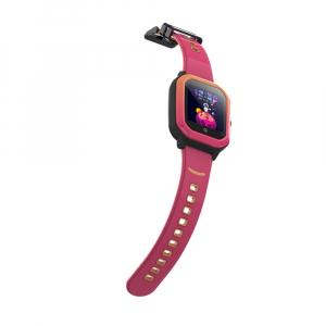 Ceas Inteligent pentru copii WONLEX KT20 4G Roz, cu GPS, apelare video, rezistent la apa, localizare WiFI si monitorizare spion5
