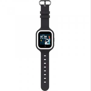 Ceas Inteligent pentru copii WONLEX KT21 4G Negru, cu GPS, apelare video, rezistent la apa, localizare WiFI si monitorizare spion4