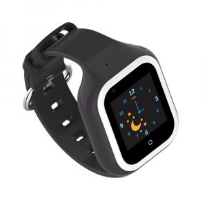 Ceas Inteligent pentru copii WONLEX KT21 4G Negru, cu GPS, apelare video, rezistent la apa, localizare WiFI si monitorizare spion5