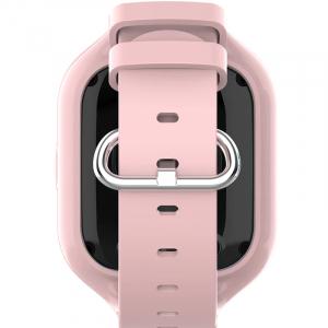 Ceas Inteligent cu GPS pentru copii WONLEX KT21 4G Roz, apelare video, rezistent la apa, localizare WiFI si monitorizare spion [5]