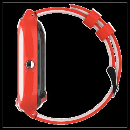 Ceas Inteligent cu GPS pentru copii WONLEX KT22 4G Portocaliu, apelare video, rezistent la apa, localizare WiFI si monitorizare spion [4]