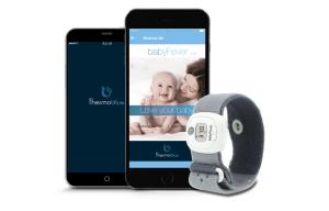 Termometru Digital Inteligent cu Bluetooth pentru copii - BabyFever1