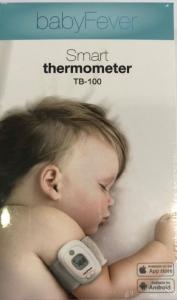 Termometru Digital Inteligent cu Bluetooth pentru copii - BabyFever3
