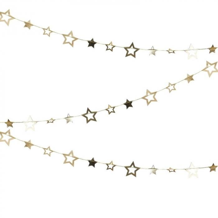 ghirlanda stelute aurii [1]