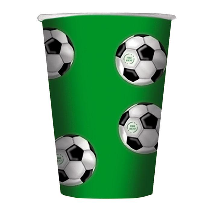 Pahare carton minge fotbal [0]