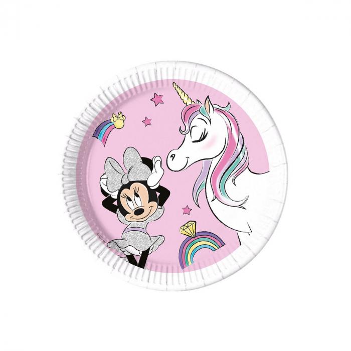 Set farfurii Minnie si Unicorn [0]