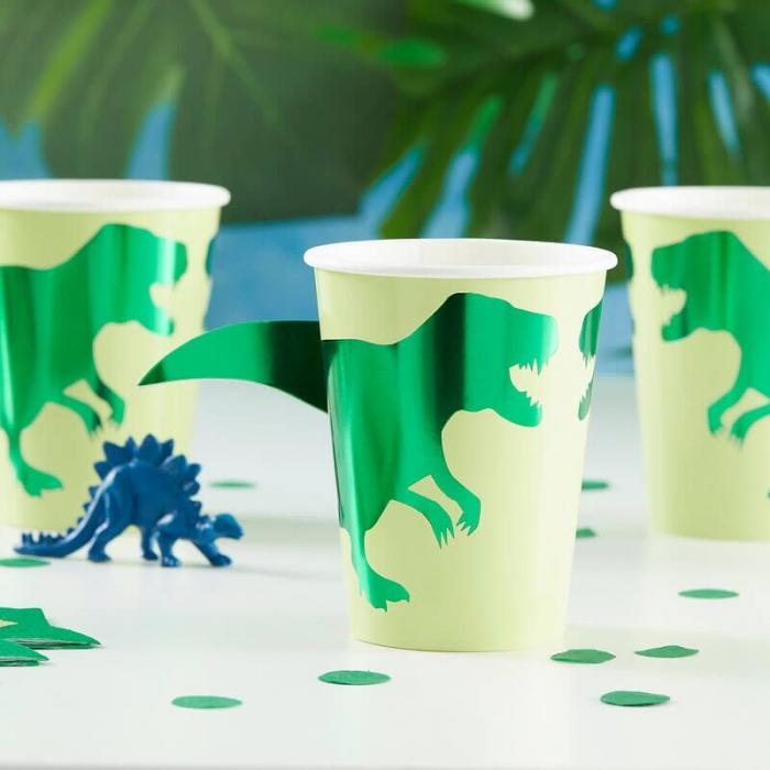 set pahare dinozaur [0]