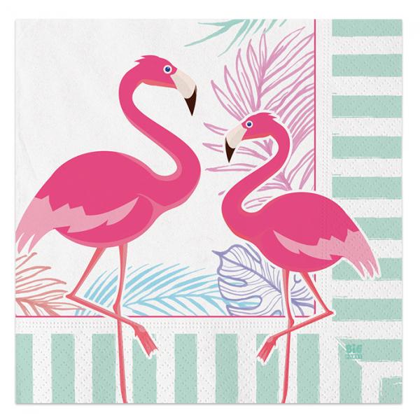 set servetele flamingo [0]