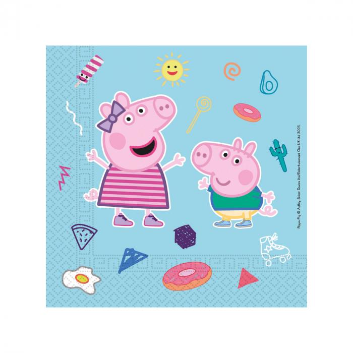 Set servetele Peppa Pig [0]