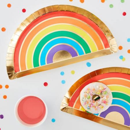 Farfurii Rainbow [0]