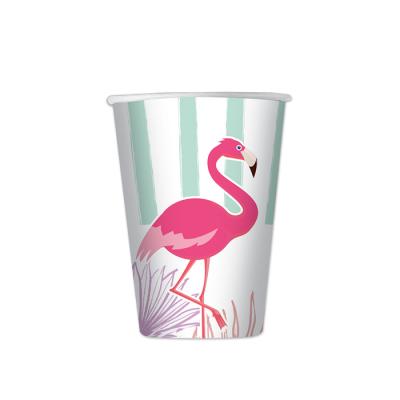 set pahare flamingo [0]
