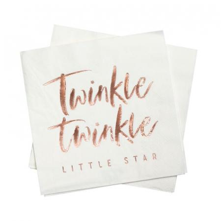 set servetele twinkle twinkle little star [1]
