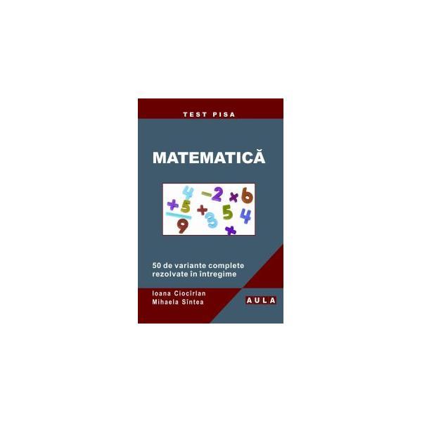 Matematica. Evaluare nationala. 0