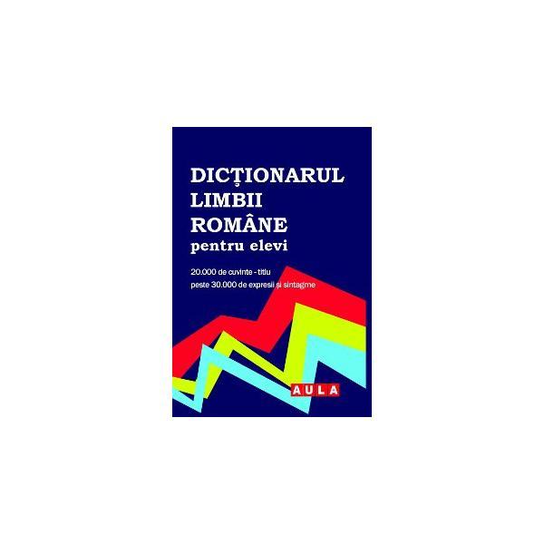 Dicționarul Limbii Române pentru elevi 0