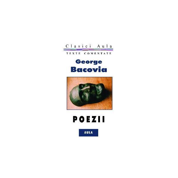 George Bacovia / Poezii (texte comentate) 0