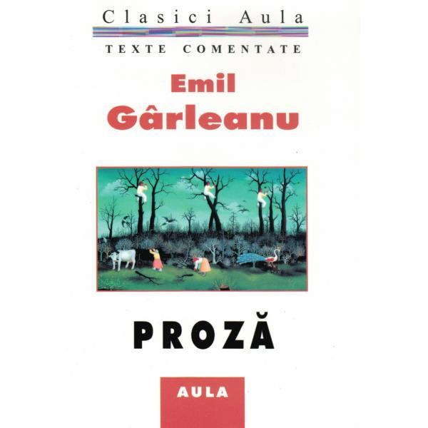Emil Gârleanu - Proză (texte comentate) 0