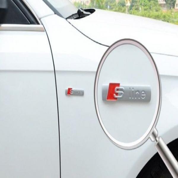 Emblema aripa Audi S Line 5