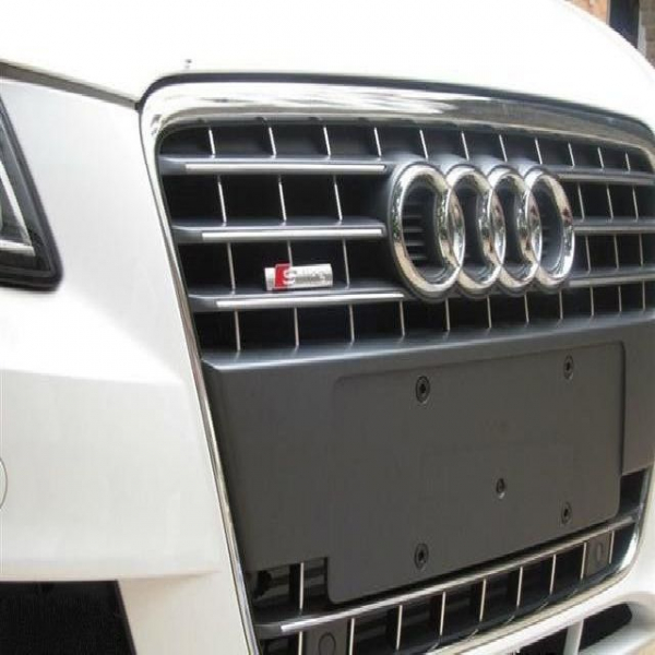 Emblema grila Audi S Line 4