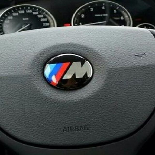 Emblema volan BMW M Power 2