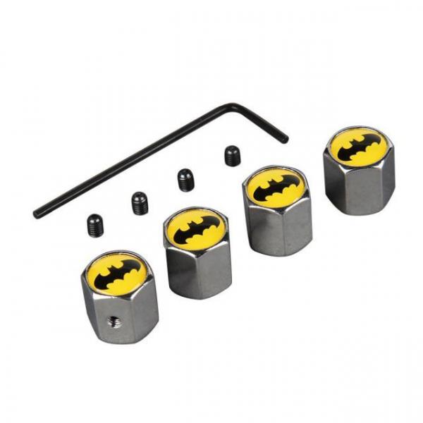 Set 4 capacele Batman 0
