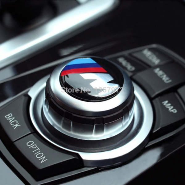 Sticker BMW M Power iDrive 1