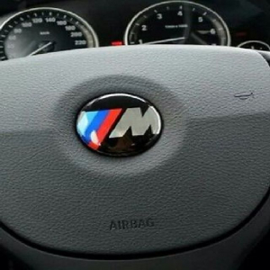 Emblema volan BMW M Power1