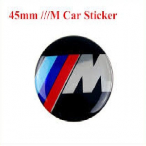 Emblema volan BMW M Power0