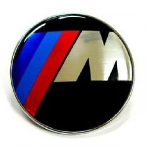 Semn capota-portbagaj BMW  M Power [3]