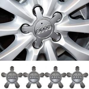 Set capace jante Audi stea2