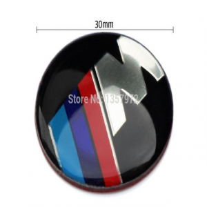Sticker BMW M Power iDrive0