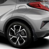 Aparatori noroi fata ,spate Toyota CHR [0]