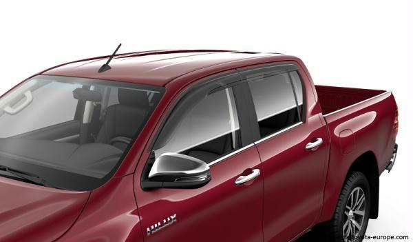 Deflectoare geamuri Toyota  Hilux [0]