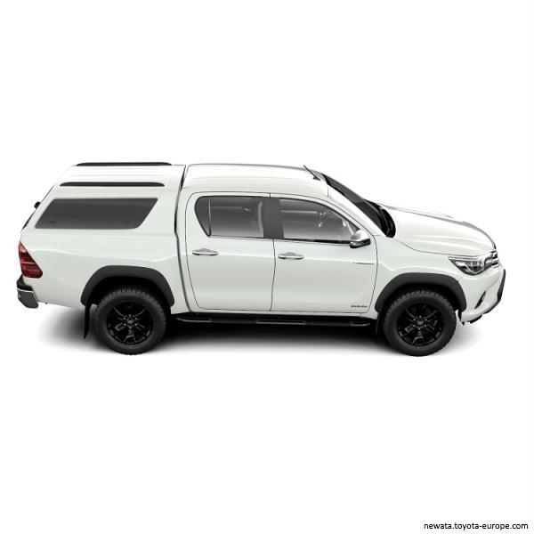 Hard Top Toyota Hilux [1]
