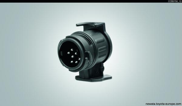 Kit adaptor Toyota Hilux [0]