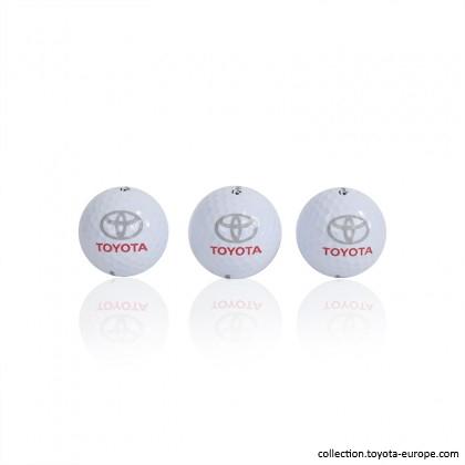 Set de 3 mingi golf [0]