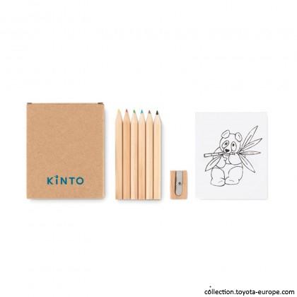 Set de desen KINTO [0]