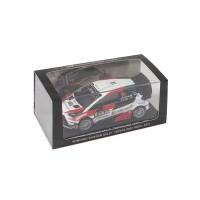 TOYOTA GAZOO Racing WRC Model  1: 3 [1]
