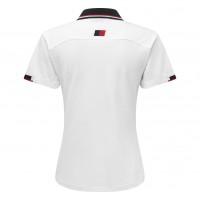Tricou dama Gazoo Racing polo alb [1]