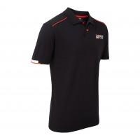 Tricou  Barbatesc Gazoo Racing Polo Negru [0]