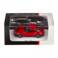 Mașină model Supra la scara 1-43 roșie [1]