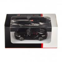 Mașină model Supra la scara 1-43 neagră [1]