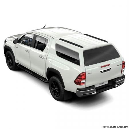Hard Top Toyota Hilux [0]