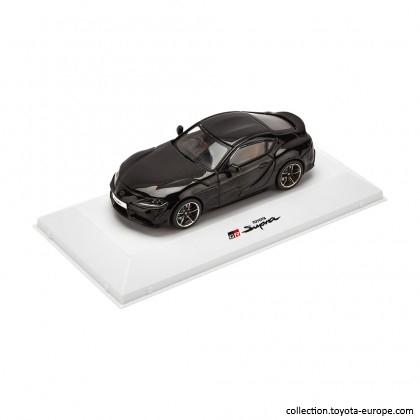 Mașină model Supra la scara 1-43 neagră [0]